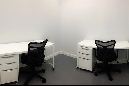 TEEM Coworking - Harlem NYC - Double Person Office Suite