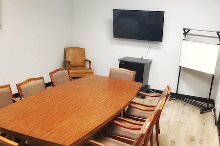 Conroe Office Solutions - Conference Room