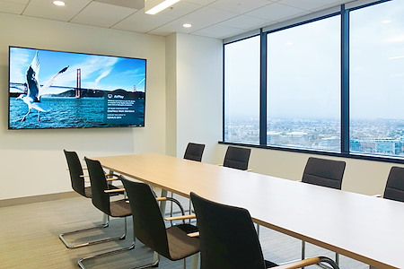 OnePiece Work Foster City - Medium Meeting Room