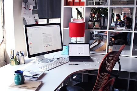 Blenderbox, Inc. - Dedicated Desk