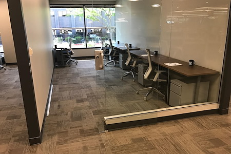 Workuity - Windowed 5-7 Person Office