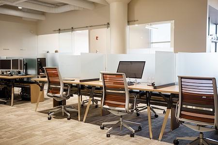 Serendipity Labs Stamford - Dedicated Desk
