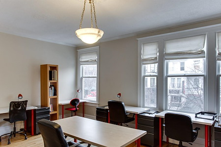 Dupont Circle Business Incubator (DCBI) - DCBI: Co-Working Space Monthly