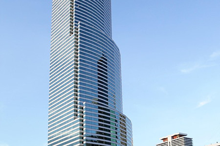 (MT1) Miami Tower - Window Office