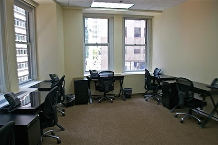 Jay Suites - Financial District - Private Team Office Suite