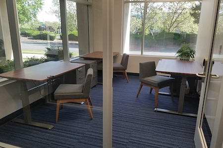 Pacific Workplaces - Roseville - Office 102