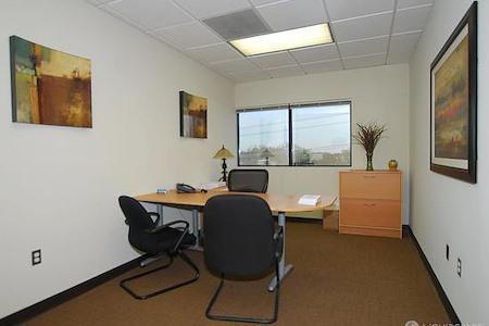 Amanda at YourOffice SouthPark - Exterior Office # 555