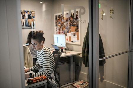 Cooperative Venture Workspace - Executive Office - Interior