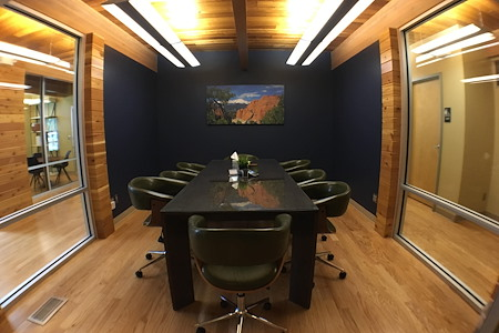 Knies Helland & McPherson Law - Garden of the Gods Conference Room