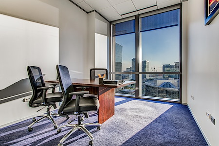 Servcorp - Dallas Rosewood Court - Window Office for 1