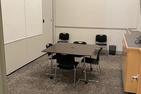 NiCHE Workspaces North Boulder - Red Conference Room