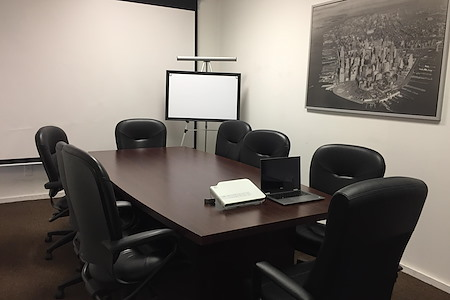 Lackawanna Offices - After Hours - Meeting Room