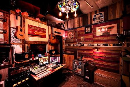 RedBird Sound, Studio E - Recording Studio Shares, Midtown