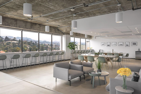 IgnitedSpaces - NW Corner Penthouse Office in Hollywood