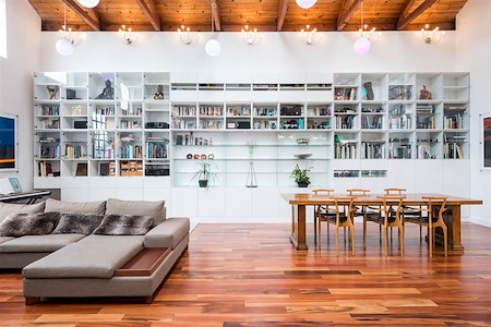CREATE Space - Upstairs Loft