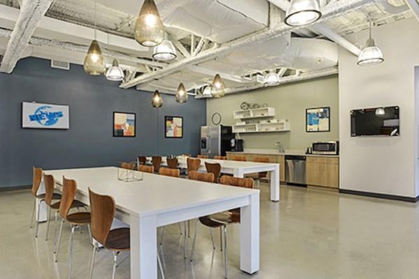 Regus | Seaport - One Marina Park - Private Office
