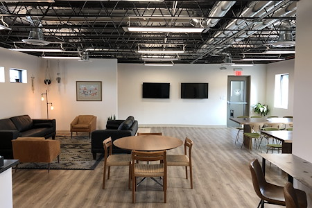 Arizona Capitol Club - Capitol Location - Open Coworking Space