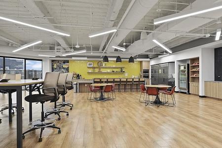 Venture X | Uptown Dallas - Shared Desk