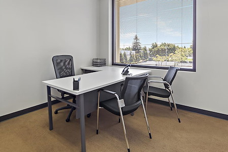 (SJ2) Silicon Valley Center - Window Office