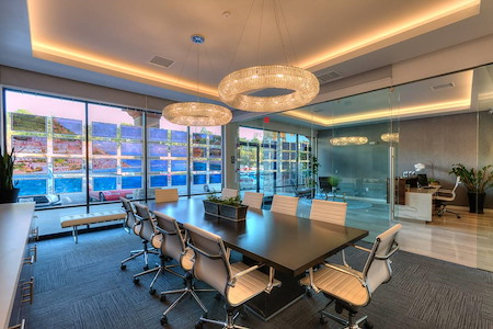 Kennedy's Realty International - Modern Conference Room Rental