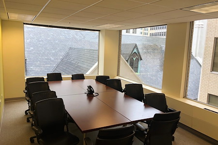 Carr Workplaces - City Center - Tidal Basin Boardroom