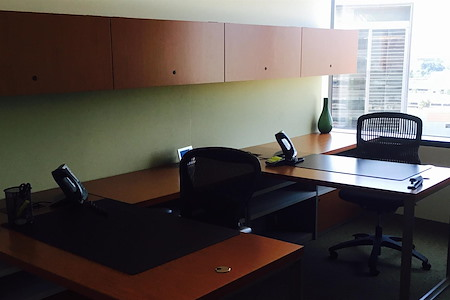 Carr Workplaces - Tysons - Office1555/1554/1519/1518-4 Office Suite