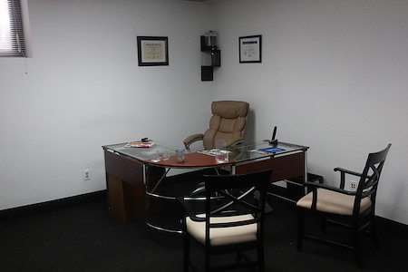 Woodward Ave and Big Breaver Rd - Office 2