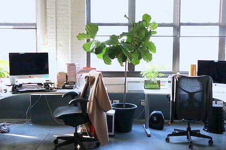 Blenderbox, Inc. - Open Desk