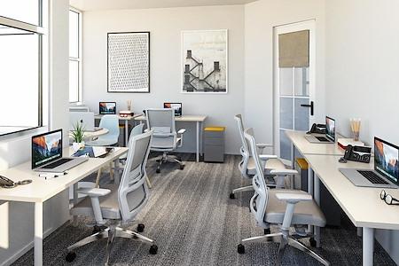 HAYVN Coworking - Team Office for 5
