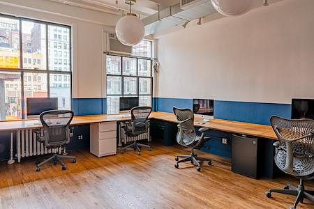 The Lead PR - Private Office in Renovated PR Agency