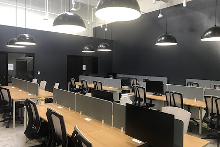 Staples Studio Cambridge - Full-Time Coworking Membership