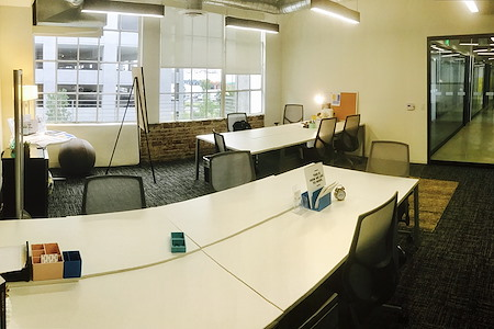 SPACES FASHION DISTRICT DTLA - TEAM OFFICE SPACE!!!! Up to 15