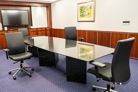 Servcorp 101 Collins Street - Premium Boardroom | Seats 6