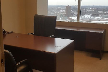 1600 Executive Suites - Window Office #8