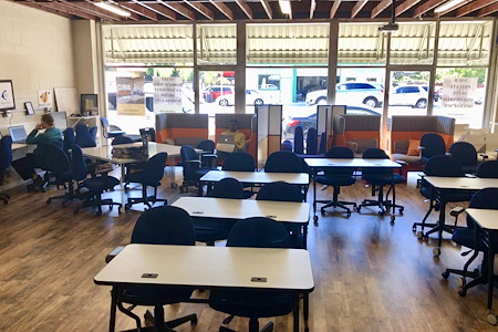 ActionSpot Co-working /Shared Office Space - Your Hot Desk  @ Co-working space
