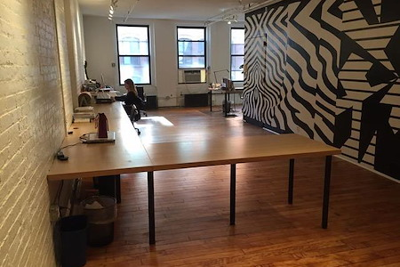 Available Office Space for Sublet in SoHo! - Available Office Space in Soho