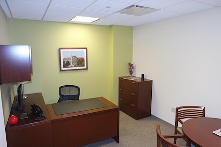 Carr Workplaces - The Willard - Interior Office 476