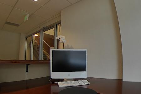 Spruce Front Spaces - Reception / Office Desk 1D