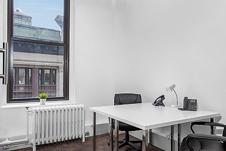 Gravel Road Business Executive Suites - Corner office