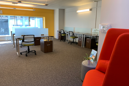 NextSpace Coworking Berkeley - Dedicated Desk