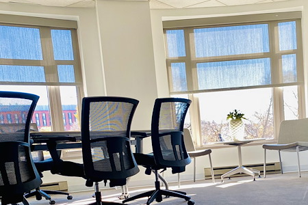 Oval Offices DC - Franklin Executive Boardroom - Suite 315