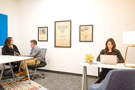 Novel Coworking - Richmond - 1-2 Person