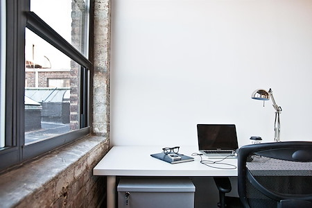 The Yard: Williamsburg BK - Private Office for Team of 2