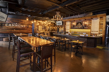 14 Cannons Brewery and Showroom - Tasting Room Event Space