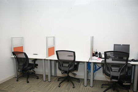 Agile Offices - Dedicated Desks / Cubicles