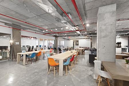 Cubico- Soho - BRAND NEW open desk space in SOHO (Copy)