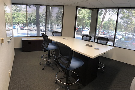 ATS Applied Tech Systems - Conference Room - Up to 6 People