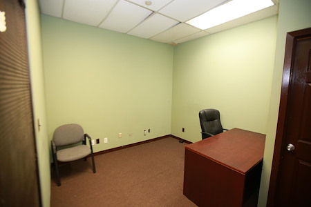 MAKE SPACE NJ - Union County, (The B.O.S.S Incubator) - Private Office