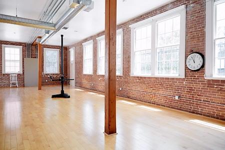 Mick Jones Studio - Studio-Creative Space and Off-site