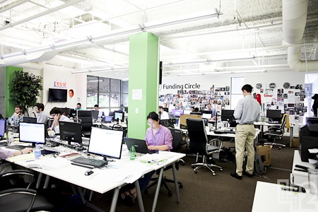 Endurance Companies - Dedicated Desks